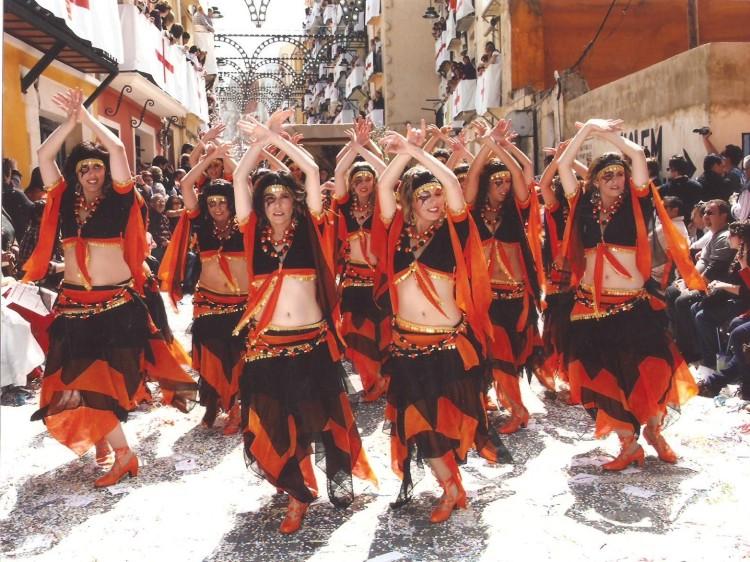 2009 DANZA FUEGO2